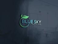 Blue Sky Life Plans Logo - Entry #266