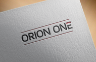 ORION ONE Logo - Entry #55