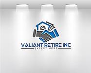 Valiant Retire Inc. Logo - Entry #285
