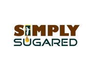 Simply Sugared Logo - Entry #65