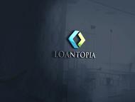 Loantopia Logo - Entry #20