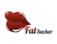 Fat Sucker Logo - Entry #5