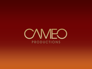 CAMEO PRODUCTIONS Logo - Entry #6