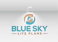 Blue Sky Life Plans Logo - Entry #137