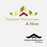 Cabinet Makeovers & More Logo - Entry #15