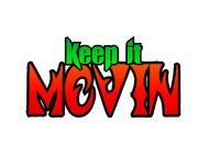 Keep It Movin Logo - Entry #179
