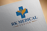 RK medical center Logo - Entry #207