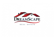 DreamScape Real Estate Logo - Entry #132