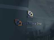 Spann Financial Group Logo - Entry #111