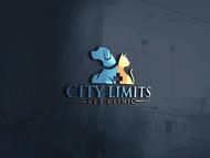 City Limits Vet Clinic Logo - Entry #263