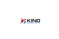 Kind LED Grow Lights Logo - Entry #46