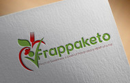 Frappaketo or frappaKeto or frappaketo uppercase or lowercase variations Logo - Entry #20