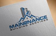 MAIN2NANCE BUILDING SERVICES Logo - Entry #185