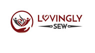 Lovingly Sew Logo - Entry #87