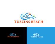 Tuzzins Beach Logo - Entry #303