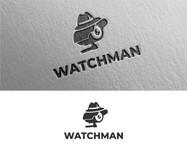 Watchman Surveillance Logo - Entry #80