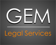 Gem Legal Services Logo - Entry #2