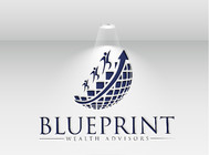 Blueprint Wealth Advisors Logo - Entry #295