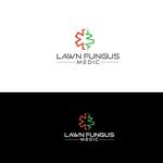 Lawn Fungus Medic Logo - Entry #210