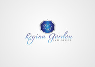Regina Gordon Law Office  Logo - Entry #66