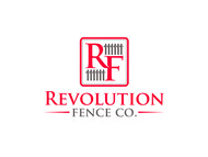 Revolution Fence Co. Logo - Entry #335