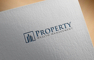 Property Wealth Management Logo - Entry #89