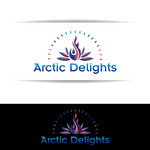 Arctic Delights Logo - Entry #22