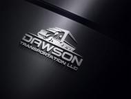 Dawson Transportation LLC. Logo - Entry #131