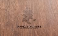 Inspector West Logo - Entry #51