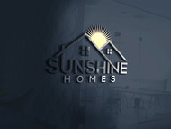 Sunshine Homes Logo - Entry #446