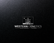 Western Genetics Logo - Entry #40