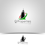 A log for Q Properties LLC. Logo - Entry #63