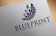Blueprint Wealth Advisors Logo - Entry #296