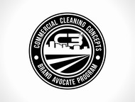 Commercial Cleaning Concepts Logo - Entry #23