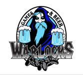 Warlocks Games and Beer Logo - Entry #25