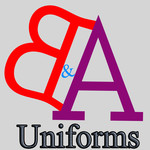 B&A Uniforms Logo - Entry #48