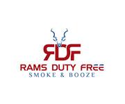 Rams Duty Free + Smoke & Booze Logo - Entry #192