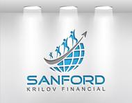Sanford Krilov Financial       (Sanford is my 1st name & Krilov is my last name) Logo - Entry #362