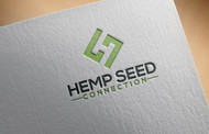 Hemp Seed Connection (HSC) Logo - Entry #17