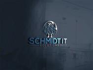 Schmidt IT Solutions Logo - Entry #37