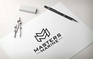 Masters Marine Logo - Entry #347