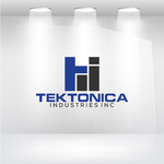 Tektonica Industries Inc Logo - Entry #81