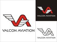 Valcon Aviation Logo Contest - Entry #141