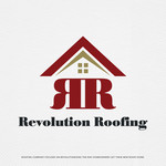 Revolution Roofing Logo - Entry #163