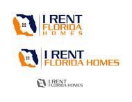 I Rent Florida Homes Logo - Entry #4
