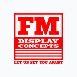 FM Display Concepts Logo - Entry #34