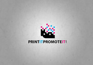 PrintItPromoteIt.com Logo - Entry #45