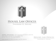 Housel Law Offices  : Theodore F.L. Housel Logo - Entry #8