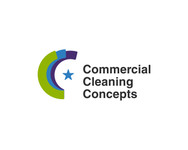 Commercial Cleaning Concepts Logo - Entry #16