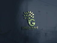 Green Wave Wealth Management Logo - Entry #117